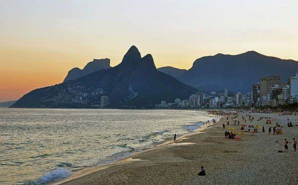 Le dieci migliori spiagge del Brasile  su Turista Web