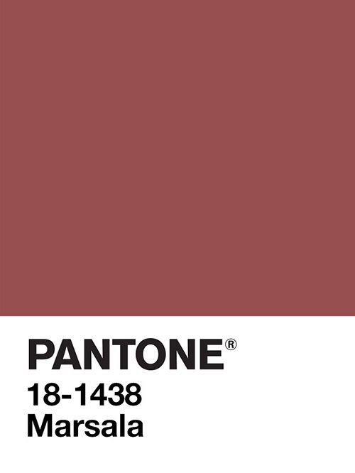Inspiración Marsala: Color del Año Pantone | Etxekodeco
