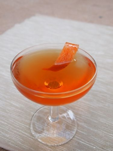 Manhattan, Rye and Blood orange on Pinterest