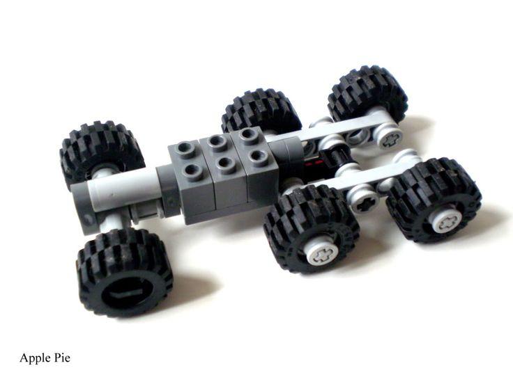 Lego truck frame