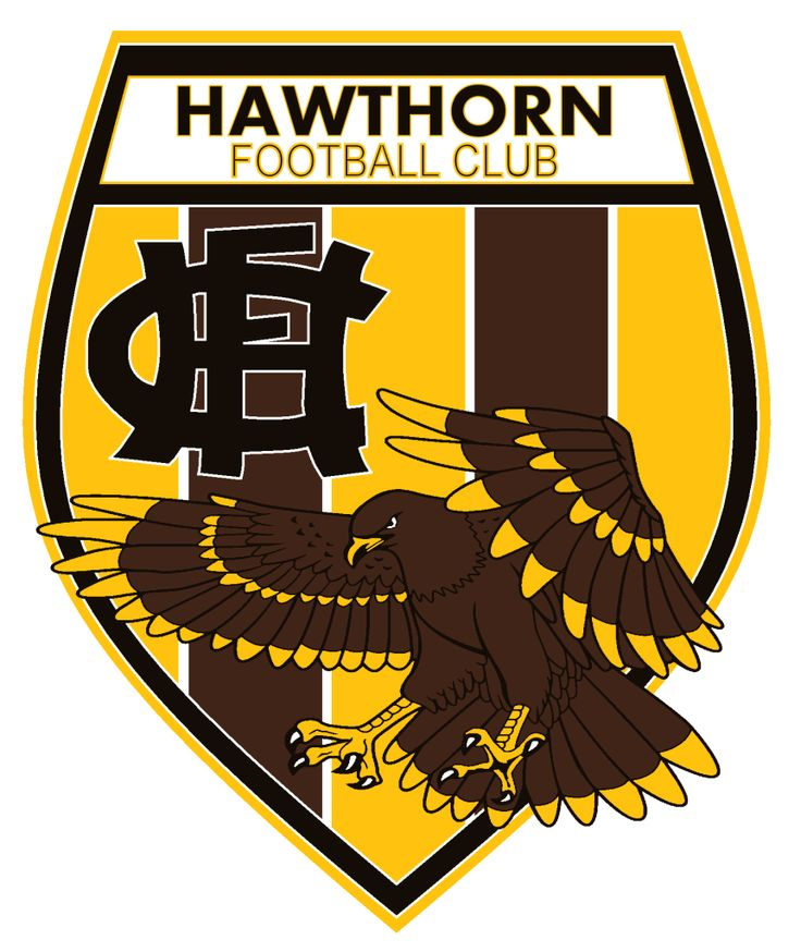 Hawthorn Logo | Portfolio - New School Old School Shields (by ScottFreo) | BigFooty ...