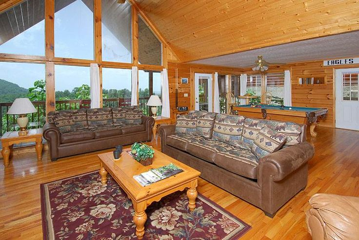 1000 images about cheap cabins on pinterest cabin for Eagles view cabin sevierville tn