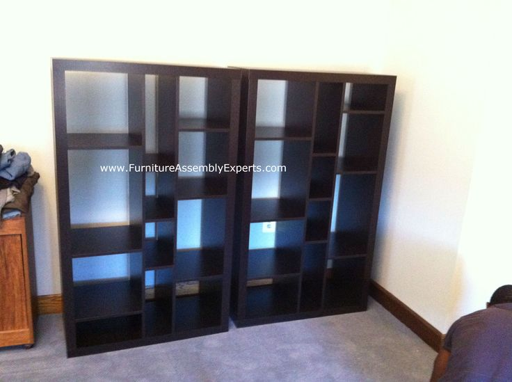 Ikea Expedit Bookshelves Assembled In Chantilly Va By Furniture Assembly  Experts Llc   Call (202