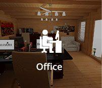 BillyOh Winchester Log Cabin - Wooden Sheds - Garden Buildings Direct