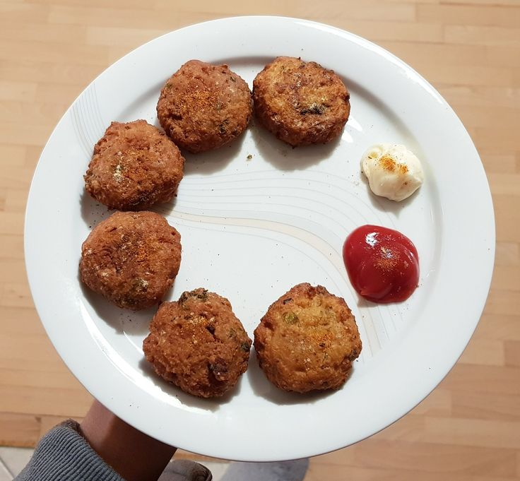 Aloo Tikki | Essen, Küche