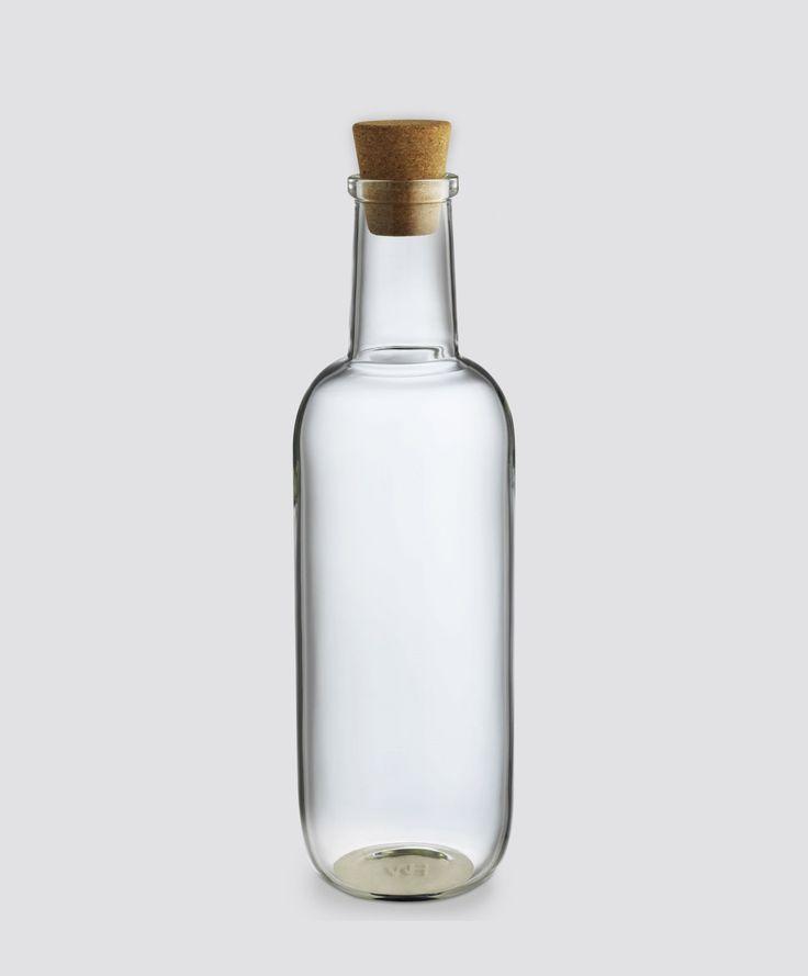 Bottle L 1,5 litre Clear - HAY
