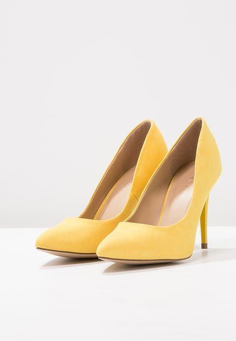 New Look YUMMY - High Heel Pumps - birght yellow für 24,95 € (