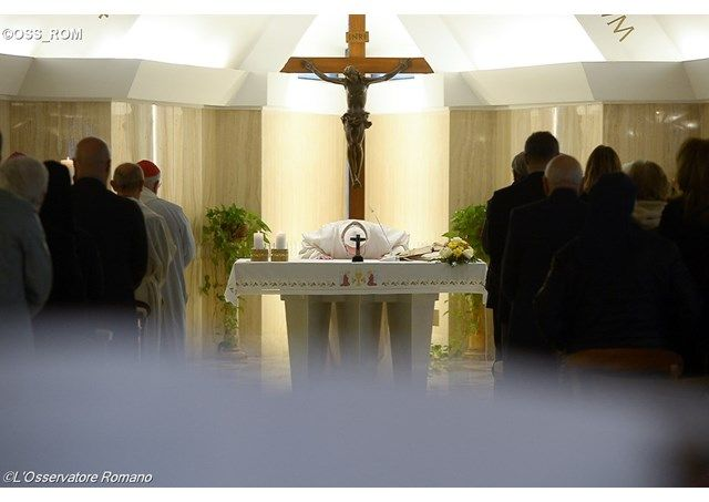 Homilía del Papa: en la esperanza cristiana, el dolor se abre a la alegría de la vida - Radio Vaticano