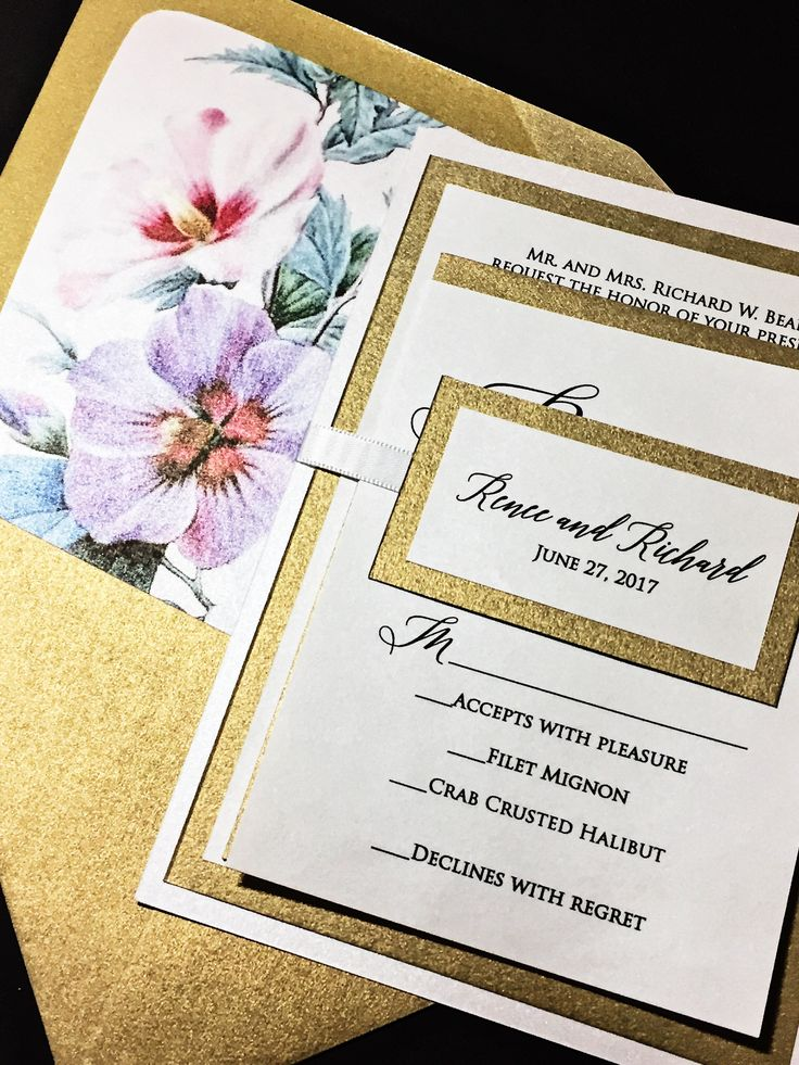 bed bath and beyond wedding invitation kits%0A Wedding Invitation  Classic Wedding Invitations  Calligraphy Wedding  Invitations  RENEE VERSION