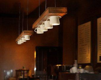 Pendant Light. Suspension Lamp. Wine Bottles. by ZALcreations