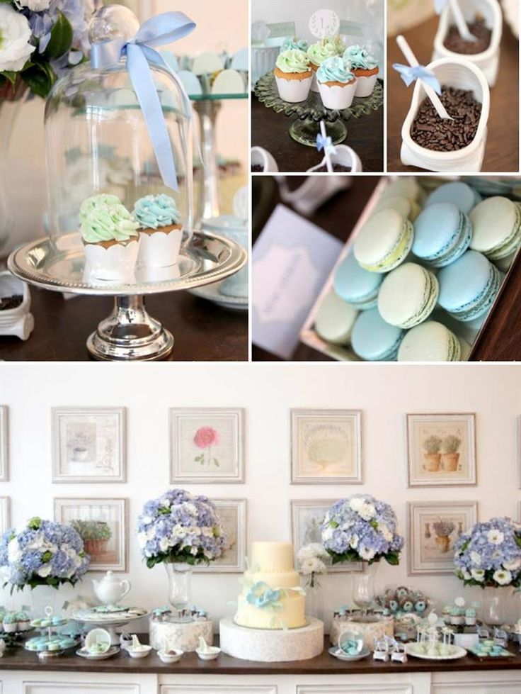 1000 ideas about classy baby shower on pinterest gender neutral baby shower baby shawer and - Decoration baby shower fait maison ...