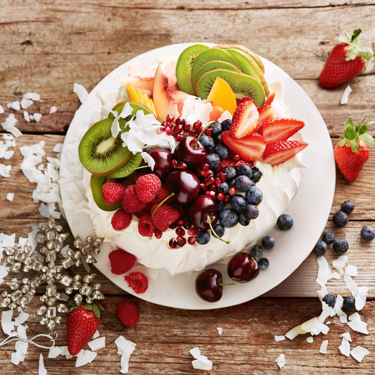 Wow your guests with this stunning Summer Pavlova