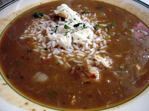An authentic yummy seafood gumbo recipe and Louisiana cajun cooking just go hand in hand. If one dish exemplifies New Orleans, it most certainly would be a spicy gumbo recipe. Here is my seafood gumbo recipe. It is authentic.   The only argument...