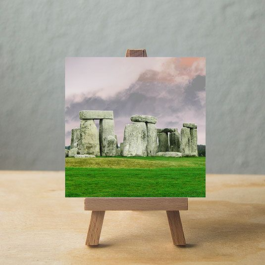 Let's go exploring. Today we visit Stonehenge