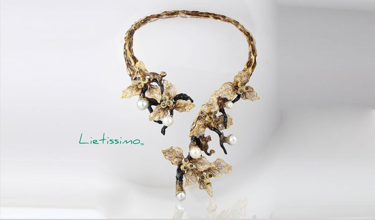 Handmade Necklace I Jewelry Design