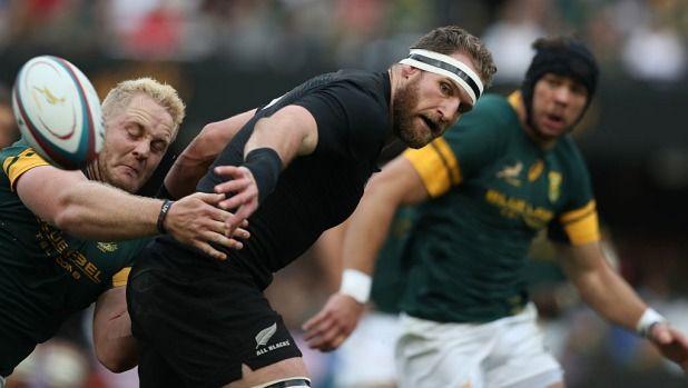 Recap: All Blacks v Springboks - Rugby Championship final round