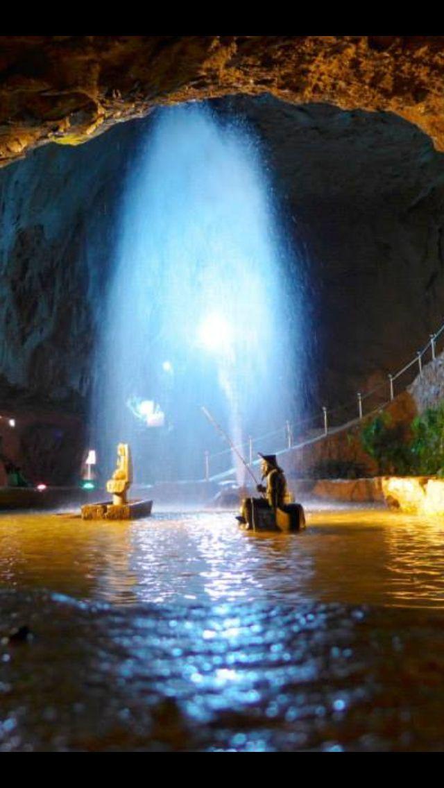 Amethyst Cavern: Ulsan