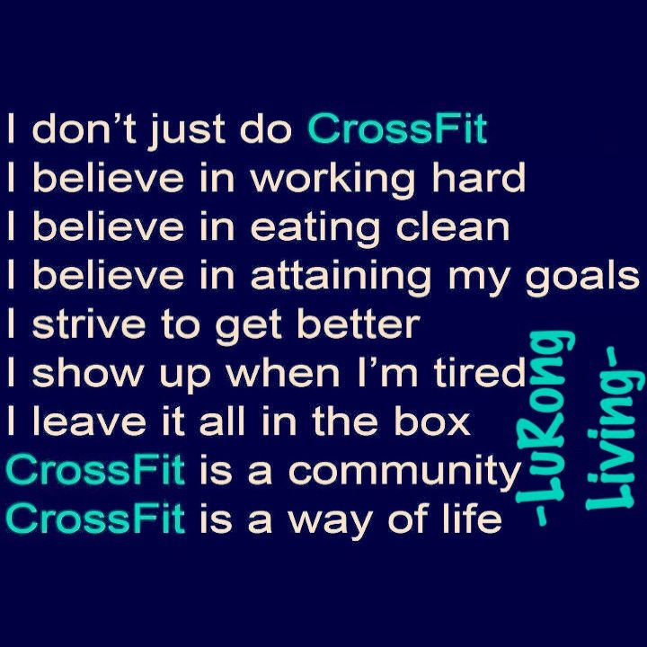 This might explain some things for people in my life...Crossfit Life <3 #crossfit #paleo #challenge