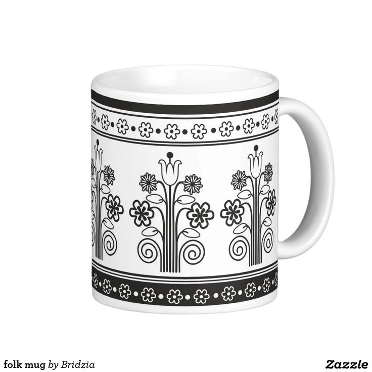 folk mug