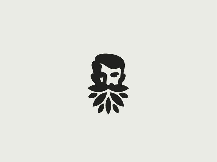Baumbart by Logo machine #Design Popular #Dribbble #shots