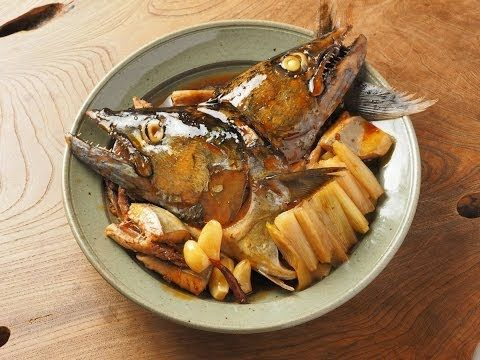 あら煮、あら炊きの作り方、煮汁の配合 - 魚料理と簡単レシピ