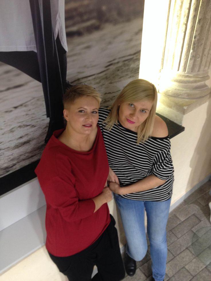 Nasze dziewczyny - Ada i Ania, czyli część ekipy z Krakowskiego Sklepu By Insomnia;)
