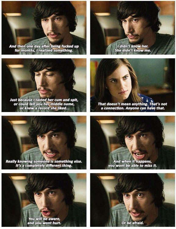 HBO Girls. Adam.