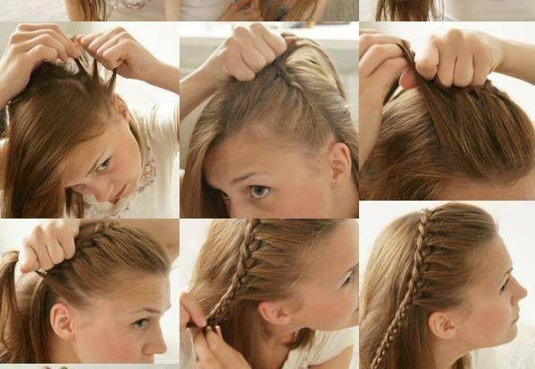 Braided Hairdo Tutorial
