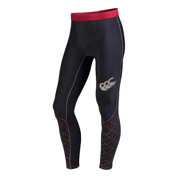 4: Rebel Sport Sports Clothing - Mens Compression Clothing Nz - Buy Sports Clothes - Mens Canterbury Mercury Compression Legging with Gusset