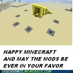 Hunger Games mixed with Minecraft!!!!