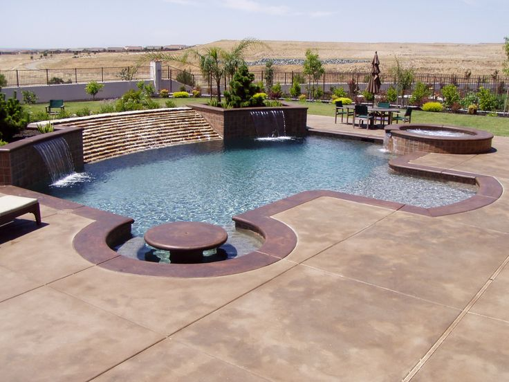 1000 Images About Swimming Pools On Pinterest Rock