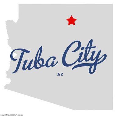 Tuba City Arizona USA. Where the majority of my family live.