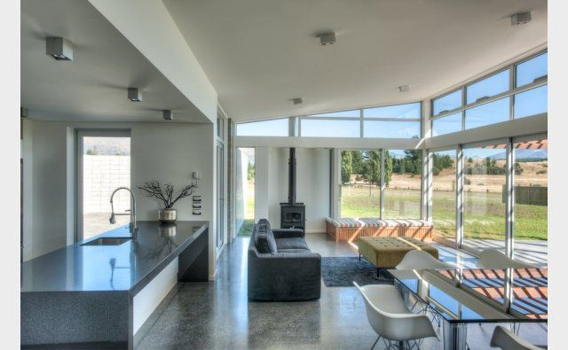 PFL #642 used in a house designed byParker Warburton Team Architects