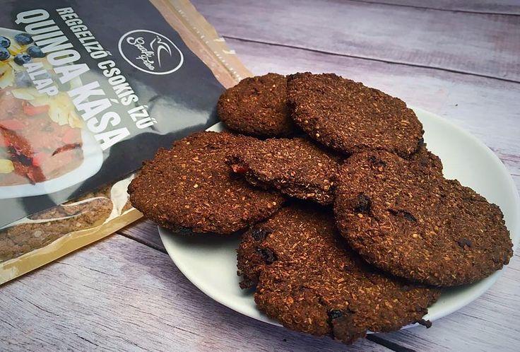 Quinoa-s ropogós keksz 10db - NAGYON JÓ