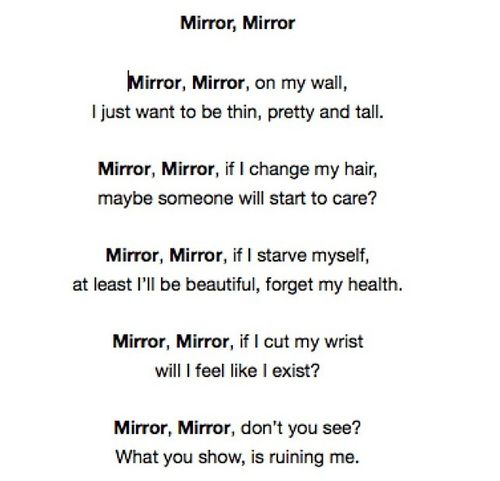 depressing quotes | life depression sad suicide tired mirror thoughts care depressing ...