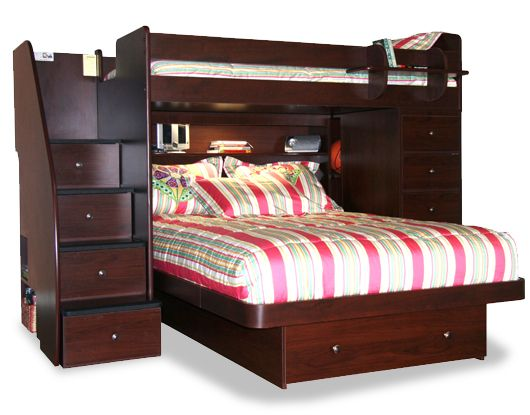 Berg Furniture Space Saver Collection Twin over Full with Chest. 45 best Berg images on Pinterest   3 4 beds  Atlanta and Kid furniture