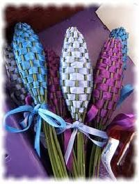 Making Lavender Wands good instructions