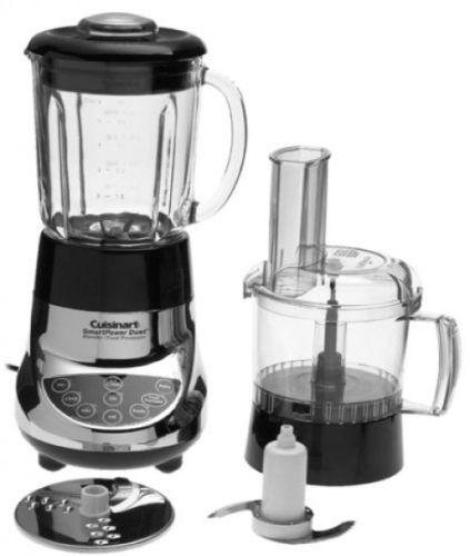Kitchen Food Processor Dual Electronic Touch Control Home Ice Crush Blender