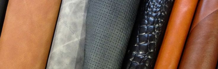Newly bought leather to create new bags and accessories, by Vank Design