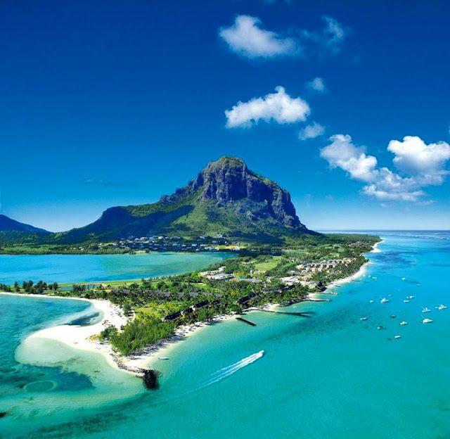 Plage du Morne, Ile Maurice (Mauritius) tellement hâte !!!