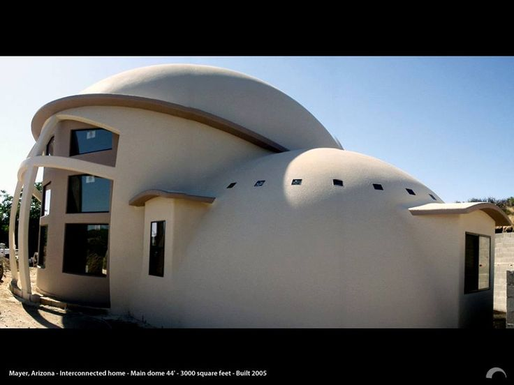 25 best ideas about Dome homes on