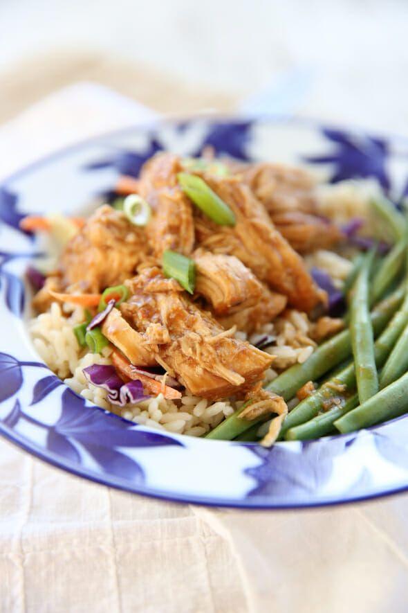 Orange Ginger Chicken Recipe In 2020 Instant Pot Dinner Recipes Instapot Recipes Orange Ginger Chicken