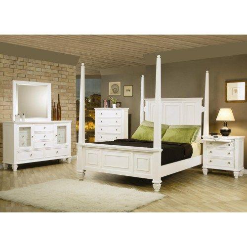 Coaster Sandy Beach 5 Drawer Chest - Coaster Fine Furniture