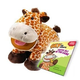Stuffies - Sky the Giraffe  Order at http://amzn.com/dp/B009ACMLS8/?tag=trendjogja-20