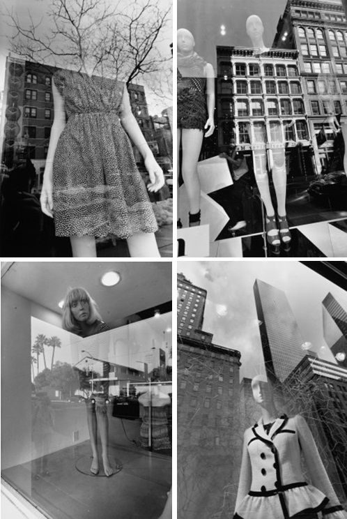 LEE FRIEDLANDER - MANNEQUIN I was revisiting some classics today when this exhibit at the Fraenkel Gallery in San Francisco caught my eye. I...