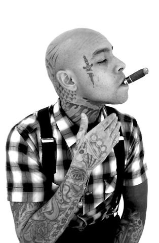 160 Best Gang Prison Tattoos Gangsters And Mafia Images On