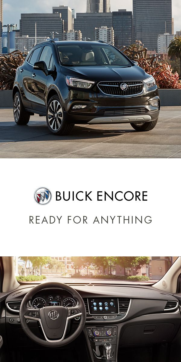 Styled For The City And Your Life With Its Nimble Stature And Sleek Styling The Buick Encore Is The Compact Suv That S Ready For Luxury Suv Suv Compact Suv