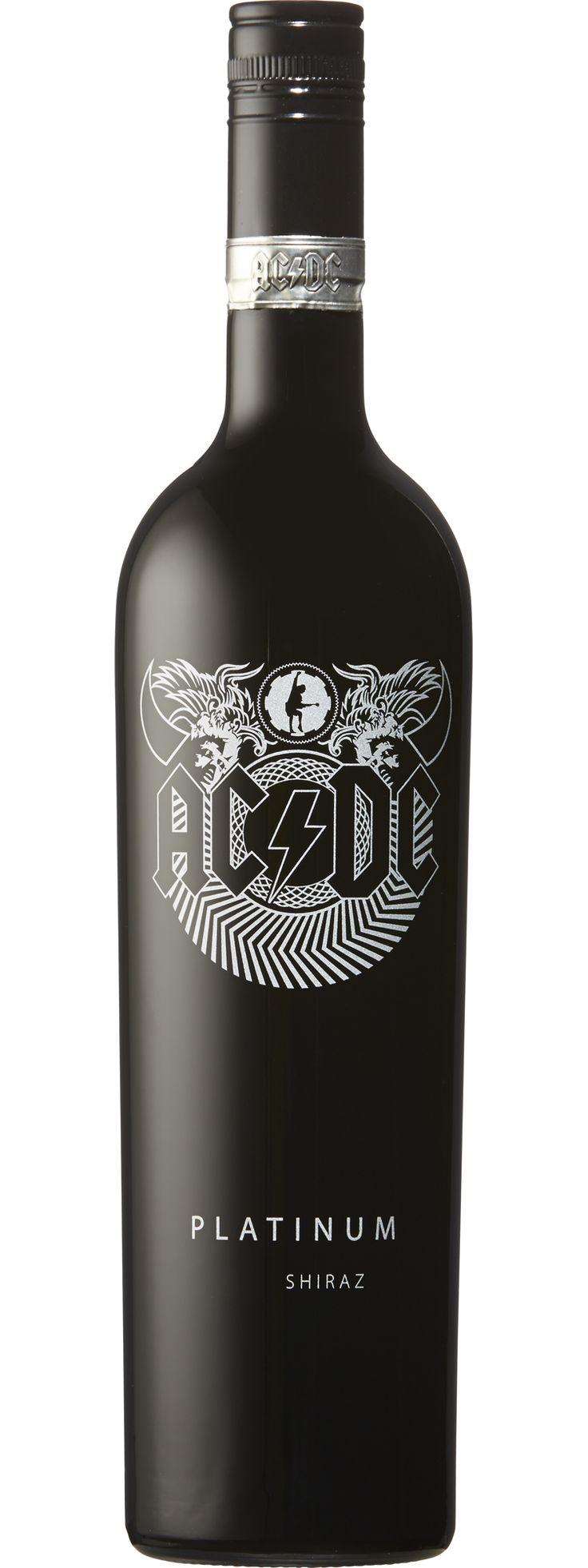 AC/DC Platinum Shiraz