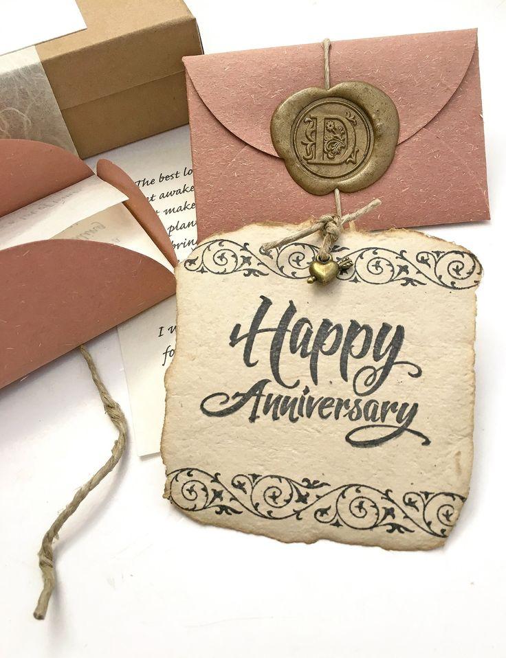 Unique 1st anniversary present, Romantic gift for husband