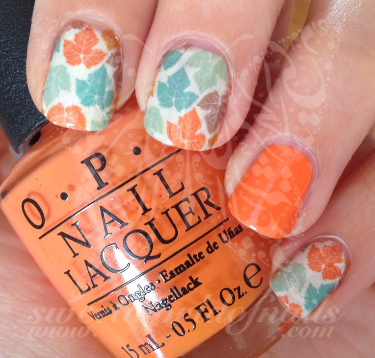 how to make nail transfers